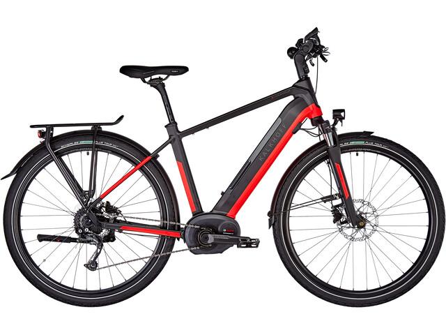 Kalkhoff Endeavour 5.B XXL E-trekkingcykel Diamant 500Wh rød/sort (2019) | City-cykler